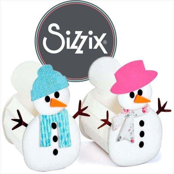 Sizzix Bigz L: Snowman Box