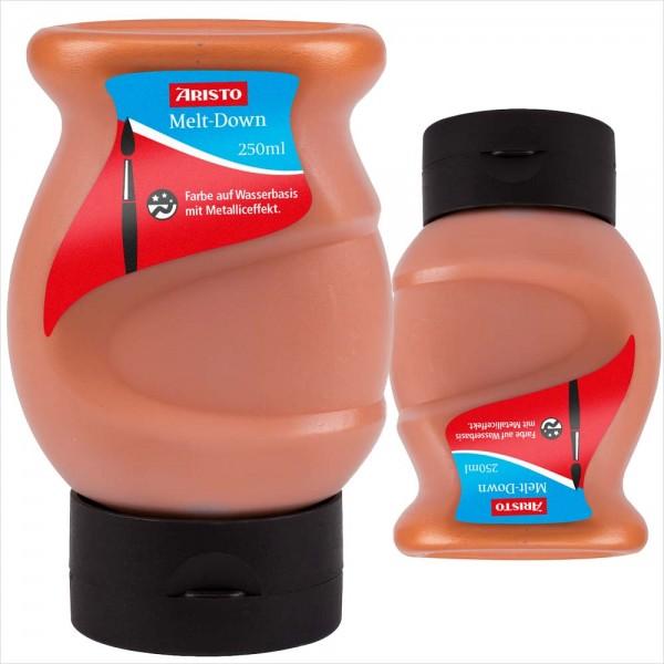 Melt Down Metallicfarbe von Aristo, 250 ml Flasche, Preis pro Flasche