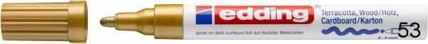 Lackmalstift Deco Marker Edding 4000 mit Rundspitze 2-4 mm, Preis pro Stück