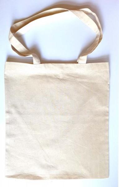 Einkaufstaschen 100 % Baumwolle, Preis pro Stück