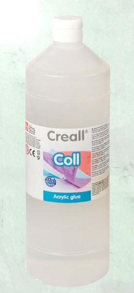 Klebstoff Creall Coll Acrylic Glue ohne Lösungsmittel, 1 Liter